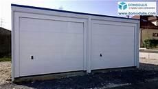 tarif garage préfabriqué béton garage pr 233 fabriqu 233 b 233 ton rh 244 ne alpes sud de la