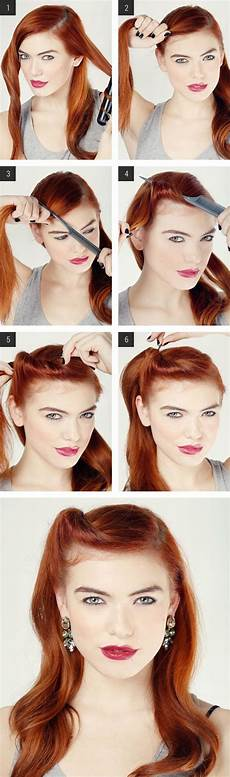 easy retro hairstyles for hair 20 retro hairstyles 2020 vintage hairstyles for