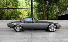 jaguar restoration uk one jaguar e type packs whopping 6 1 litre v12 punch