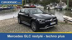 Essai Mercedes Glc 2019 Restylage Technologique