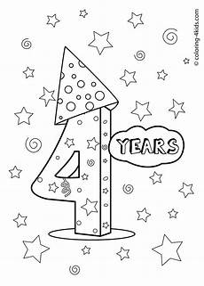 birthday color by number worksheet 16090 20 best images about birthday coloring pages on coloring pages birthday cakes and 5