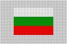flag of bulgaria pixel art brik pixel art designs pixel art flag art