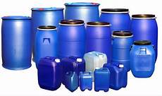 plastic barrel drum 200 litre hdpe open top blue plastic