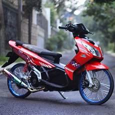 Modifikasi Mio Lama by Modifikasi Motor Yamaha Mio Nouvo Drag Race Modifikasi