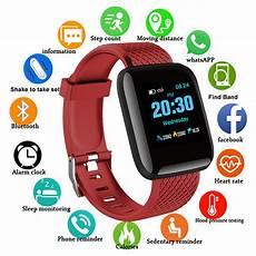 d13s herren smartwatch android ios bluetooth wasserfest