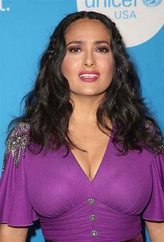 Salma Hayek Salma Hayek 7th Biennial Unicef Ball In Beverly Hills