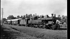 Kereta Api Jaman Dulu