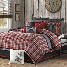 nothing says autumn more than plaid bedding this would