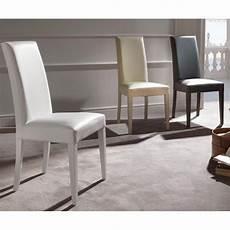 chaises meubles et rangements lot de 2 chaises design