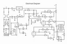 electrical wiring diagram template electrical diagram free electrical diagram templates