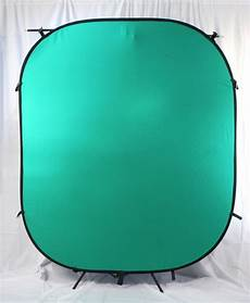 Green Blue Background Panel Popup Backdrop by Promaster 6x7 Pop Up Background Chromakey Green Blue Ebay