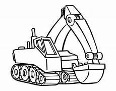 Malvorlagen Bagger Traktor Ausmalbilder Bagger Ausmalbilder Ausmalbilder Bagger