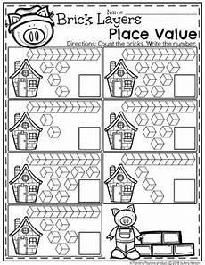 cute place value worksheets for kindergarten 3 little