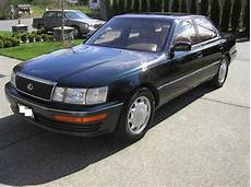 how to learn about cars 1993 lexus ls navigation system 1993 lexus ls400 black jade green mint condition