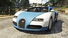 Bugatti In Gta by Bugatti Veyron Grand Sport V2 0 For Gta 5