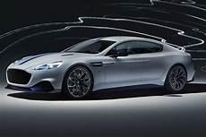 Aston Martin Bond 2020 - all electric 2020 aston martin rapide e makes debut in