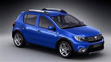 Dacia Sandero Stepway 2017 3d Model