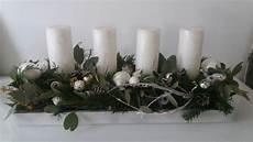 adventsgesteck l 228 nglich wei 223 deko weihnachten advent