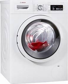 bosch waschmaschine serie 8 waw285v1 a 9 kg 1400 u
