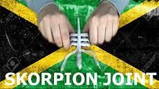 wie baut einen joint einen skorpion joint drehen joint tutorial 10
