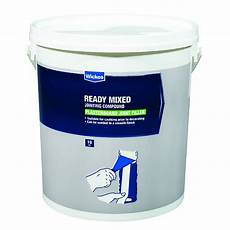 wickes ready mixed jointing compound 10kg wickes co uk