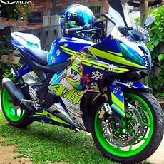 Yamaha R15 Modifikasi by 75 Gambar Modifikasi Motor Yamaha R15 Terbaru Terkeren