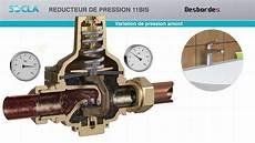 regulateur de pression chauffe eau vid 233 o du fonctionnement du r 233 ducteur de pression