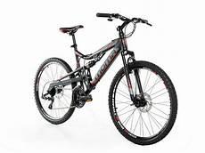 Vtt Tout Suspendu Moma Bikes Equinox 26 Shimano 24v Noir