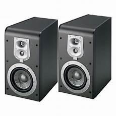 Jbl Es20b 3 Way Bookshelf Speaker Black Pair Es20bk B H