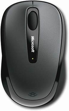 microsoft wireless mobile mouse 3500 loch ness gray gmf