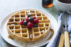 whole wheat waffles recipe king arthur flour