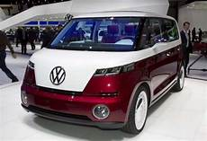 Vw Electric Microbus Image Before Ces Product
