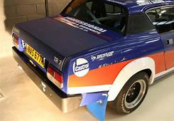 TRIUMPH TR7 V8 RALLY CAR  SOLD TO LUXEMBOURG Gem