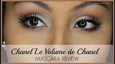 chanel le volume de chanel mascara review