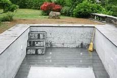Sanierung Betonpool Schwimmbadsanierung Egli Gartenbau Ag