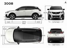 Peugeot 3008 Suv Performance Safety Peugeot Australia