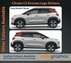 Citroen Aircross Stripe Kit Stickers Decals Other