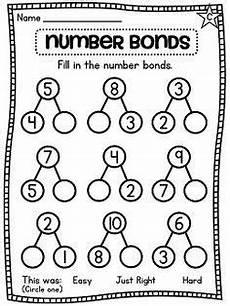 addition number bond worksheets 8792 number bonds mat search grade math math school 1st grade math