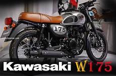 Modifikasi W175 Se by Sista Mau Di Bonceng Motor Ini Retro Style Kawasaki
