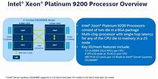 Do It Yourself Len - intel ra mắt cpu xeon platinum 9200 serie l 234 n tới 56