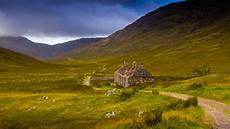 häuser in schottland west highland way schottland