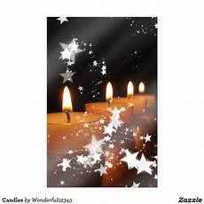 romantisches date zu hause candles flyer zazzle advents gr 252 223 e