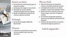 Prix Menu Mariage Traiteur Menus Mariage Traiteur Somme Seine Maritime