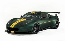 2010 Lotus Evora Cup Race Car Wallpaper  HD