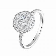 bague or blanc diamant bague or blanc diamant r 233 tromantique duo pav 233 e gemmyo