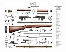 Real Exploded Rifle Framed Display M14 Forum