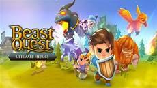 beast quest ultimate heroes gameplay espa 241 ol