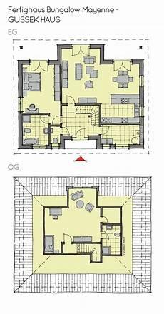 grundriss bungalow mit ausgebautem dachgeschoss 3 zimmer