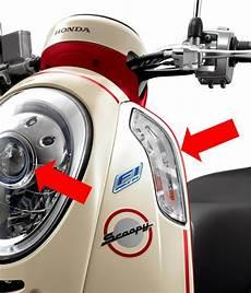 Modifikasi Scoopy Fi by Honda Scoopy Fi Modifikasi Thecitycyclist