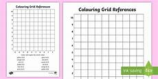 mapping grid reference worksheets 11589 colouring grid references worksheet made